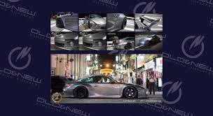 porsche 935 porsche 911 997 gets the 935 slant nose visual treatment from