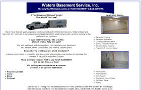 waters basement services inc bcb member showcase