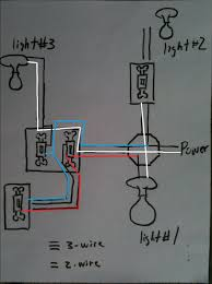 How To Wire Ceiling Lights by I Have Power Coming Into A Ceiling Light Fixture Box This Ceiling