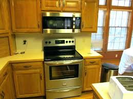 installing under cabinet microwave how to install a microwave in a cabinet how to install microwave