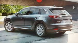 mazda official seemingly official images of the 2016 mazda cx 9 suv gets leaked