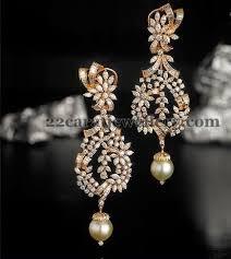 diamond earrings india image associée jewels diamond and indian