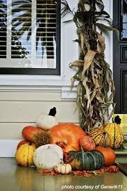 Corn Stalk Decoration Ideas Autumn Decorating Ideas Made Easy