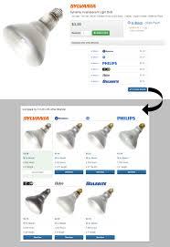cross reference guide for light bulbs