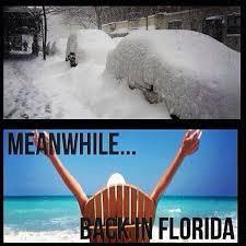 Florida Winter Meme - florida meme snow funny snow pic meme pinterest florida