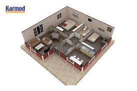 Low Cost Housing Plans Low Cost Housing Construction Building Prefab