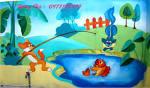 HCM - <b>Vẽ tranh tường</b> trường mầm non, <b>vẽ tranh</b> mầm non, phòng <b>bé</b> <b>...</b>