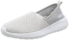 adidas cloudfoam lite racer amazon com adidas cloudfoam lite racer aw4084 color grey