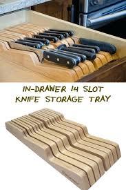 kitchen cabinet knife drawer organizers kitchen drawer knife organizer pentaxitalia com