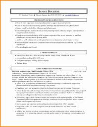Sample Resume Dentist by Sample Ceo Resume Free Resume Example And Writing Download