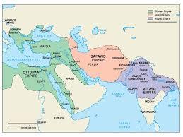Map Of Ottoman Empire 1500 Islamic Gunpowder Empires Reasons For Rise Reasons For Fall Do
