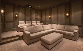 The Movie Pit Sofa by Smart Home Automation Solutions