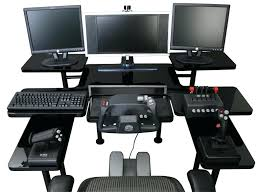 Best Gaming Desk by The Unproductive Productivity Setup Album On Imgurgaming Office