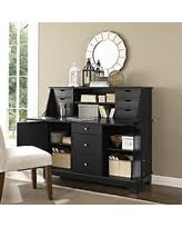 Oxford Tall Secretary Desk Secretary Desks At Low Prices