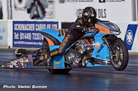 gulf racing motorcycle ian king u0027s top fuel dragbike takes point lead dragbike news