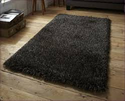 Small Black Rugs Furniture Black Fuzzy Rug Aesthetic Black Fuzzy Area Rug Red