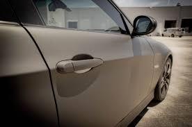 matte black car bmw 3 series matte black car wrap boca raton florida 3m