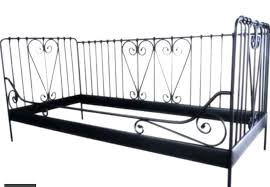 Metal Daybed Frame Ikea Day Bed Frame Singapore Ikea Canada Daybed Frame Single