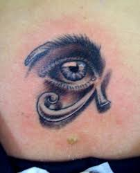 egyptian eye of horus tattoo design in 2017 real photo pictures