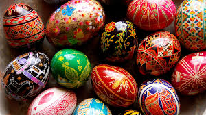 Easter Egs by Easter Eggs Become Art To Celebrate Life U0027s Rebirth The Salt Npr
