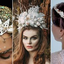 flower headpiece 10 stunning mermaid crowns to combat your flower crown fatigue