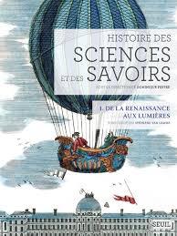 le histoire de la science et du savoir t1
