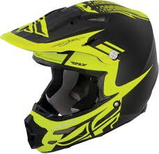 black motocross helmet fly motocross and snowcross helmets