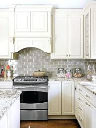 kitchen backsplash white cabinets white kitchen grey subway tile backsplash light and gray x an