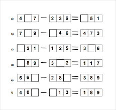 addition and subtraction facts to 20 worksheets worksheets