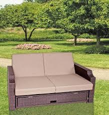 funktions sofa funktionssofa sofa garten terrasse liege lounge möbel