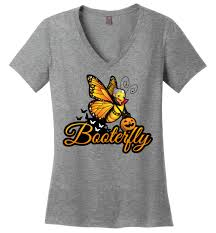 ladies halloween t shirts booterfly premium ladies v neck shirts monarch butterfly shop