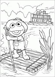 muppets coloring pages getcoloringpages