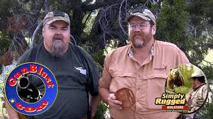Simply Rugged Behind The Scenes At Simply Rugged Holsters Gunblast Com Youtube
