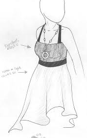 fashion sketches of summer dresses images u0026 pictures becuo summer
