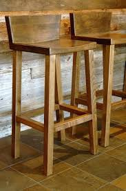 Unfinished Wood Bar Stool Best Bar Stools With Backs Best Wood Bar Stools Ideas On Wooden