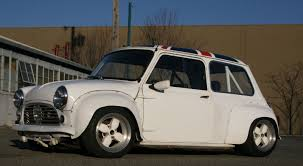 mini cooper modified 1963 cosworth powered mini cooper for sale