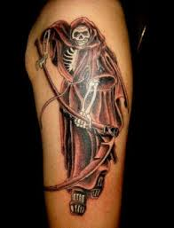 grim reaper tattoos designs ideas and meaning tattoos for you