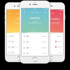 Home by Netatmo Healthy Home Coach Smart Indoor Climate Monitor