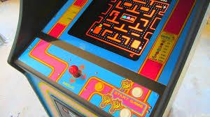 Ms Pacman Cabinet Innovative Amusements North America U0027s Provider Of Classic Arcade