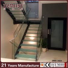 metal deck stairs plexiglass stairs for interior buy metal deck