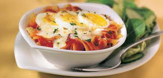 plat cuisiné plat cuisiné aux nouilles et aux œufs lesoeufs ca
