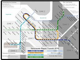 Vancouver Skytrain Map About Vancouver And Coquitlam U0027s Evergreen Line