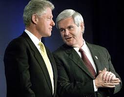 Bill Clinton Hometown by How Bill Clinton And Newt Gingrich Set The Stage For The Shutdown