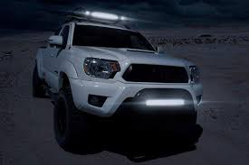 1999 tacoma light bar proz double row cree led light bars dual row led light bars 8 50