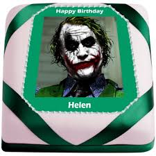 the joker birthday cake next day delivery in london