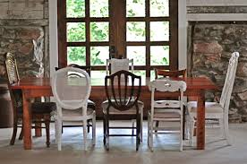 Retro Dining Room Furniture How To Mix U0026 Match Dining Chairs For A Dynamic Look The Accent