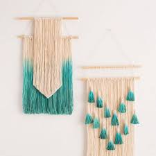 yarn wall hanging ideas diy projects craft ideas how to s for