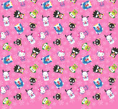 hello wrapping paper sanrio 2012 season wrapping gift wrapping paper featuring