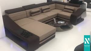 sofa mit beleuchtung nativo möbel schweiz designer sofa mirage xl mit led beleuchtung