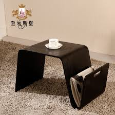 curved wood side table small portable coffee table book scando small curved wood coffee
